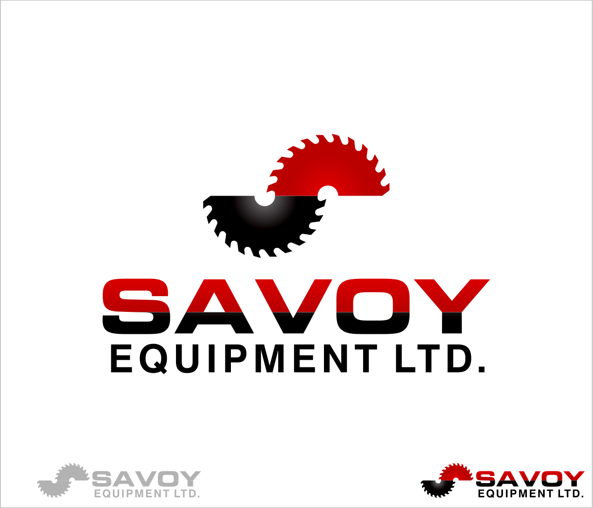 Logo Design by Armada Jamaluddin - Entry No. 65 in the Logo Design Contest Inspiring Logo Design for Savoy Equipment Ltd..