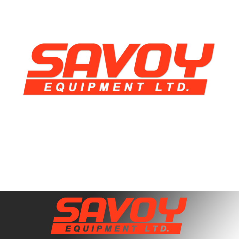 Logo Design by Private User - Entry No. 66 in the Logo Design Contest Inspiring Logo Design for Savoy Equipment Ltd..