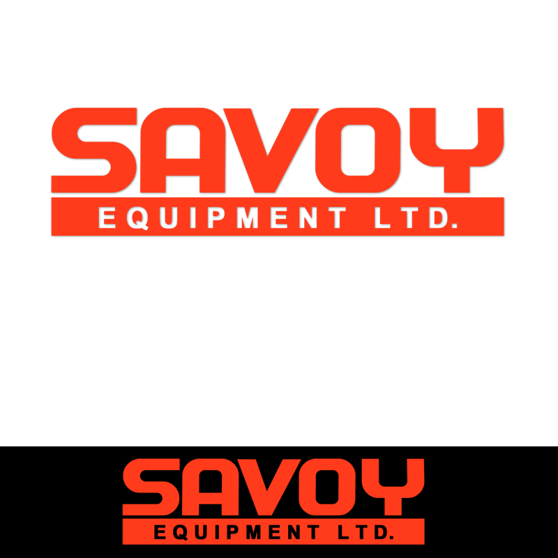 Logo Design by Private User - Entry No. 67 in the Logo Design Contest Inspiring Logo Design for Savoy Equipment Ltd..