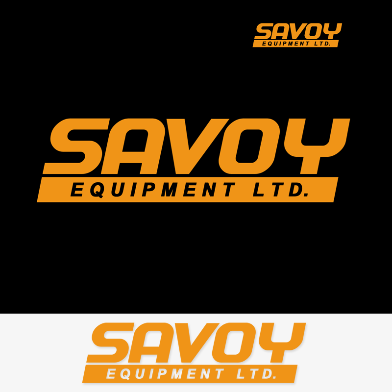 Logo Design by Private User - Entry No. 69 in the Logo Design Contest Inspiring Logo Design for Savoy Equipment Ltd..
