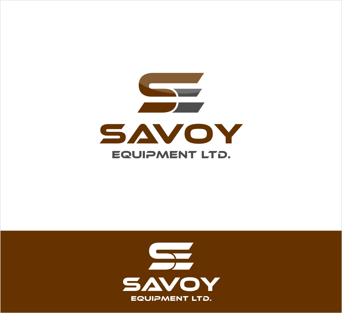 Logo Design by haidu - Entry No. 70 in the Logo Design Contest Inspiring Logo Design for Savoy Equipment Ltd..