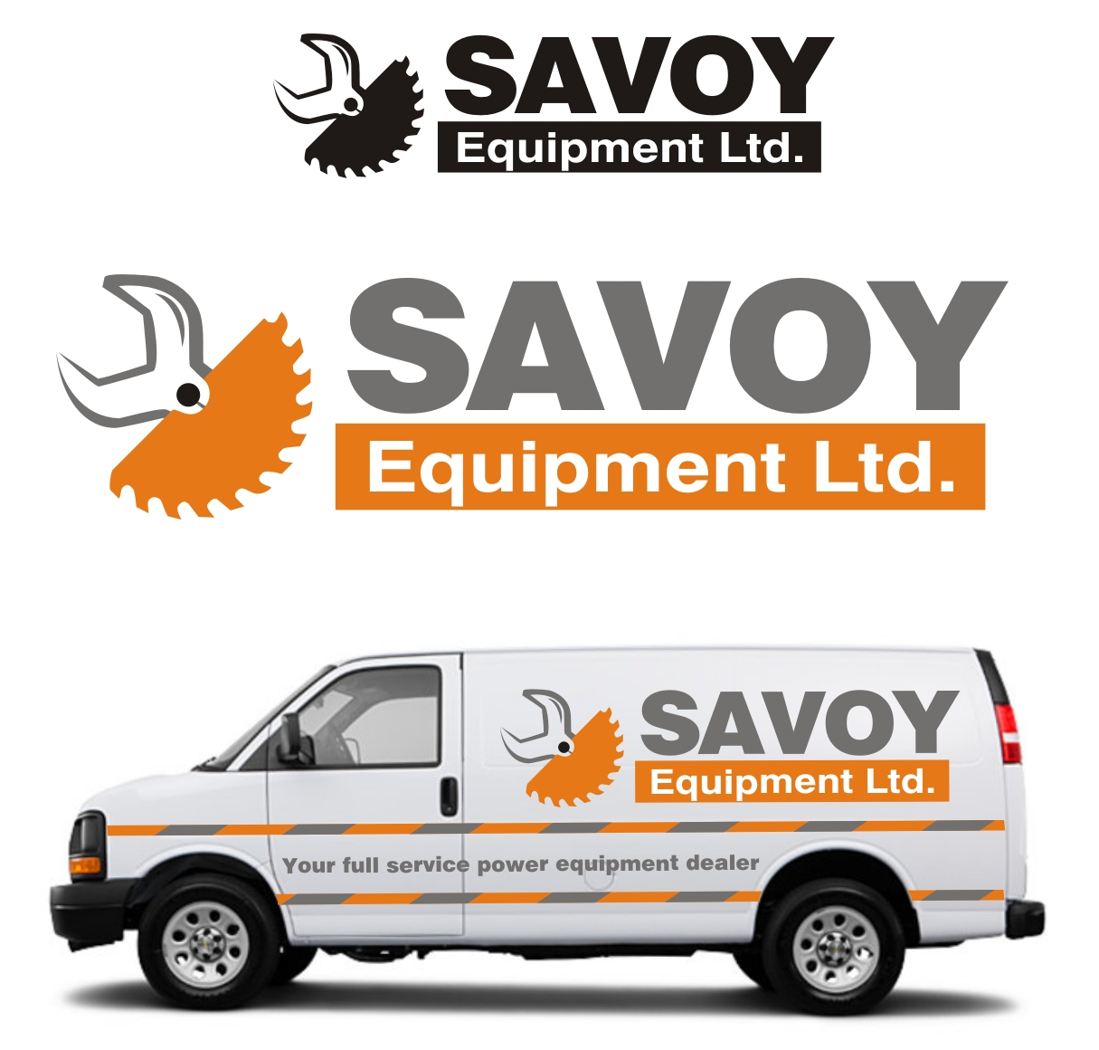 Logo Design by George Nousias - Entry No. 71 in the Logo Design Contest Inspiring Logo Design for Savoy Equipment Ltd..