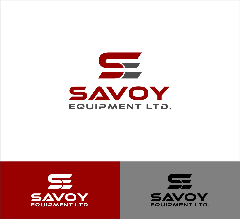 Logo Design by haidu - Entry No. 72 in the Logo Design Contest Inspiring Logo Design for Savoy Equipment Ltd..