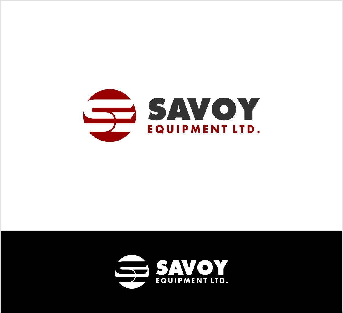 Logo Design by haidu - Entry No. 73 in the Logo Design Contest Inspiring Logo Design for Savoy Equipment Ltd..