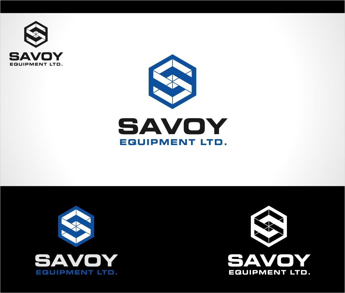 Logo Design by haidu - Entry No. 75 in the Logo Design Contest Inspiring Logo Design for Savoy Equipment Ltd..