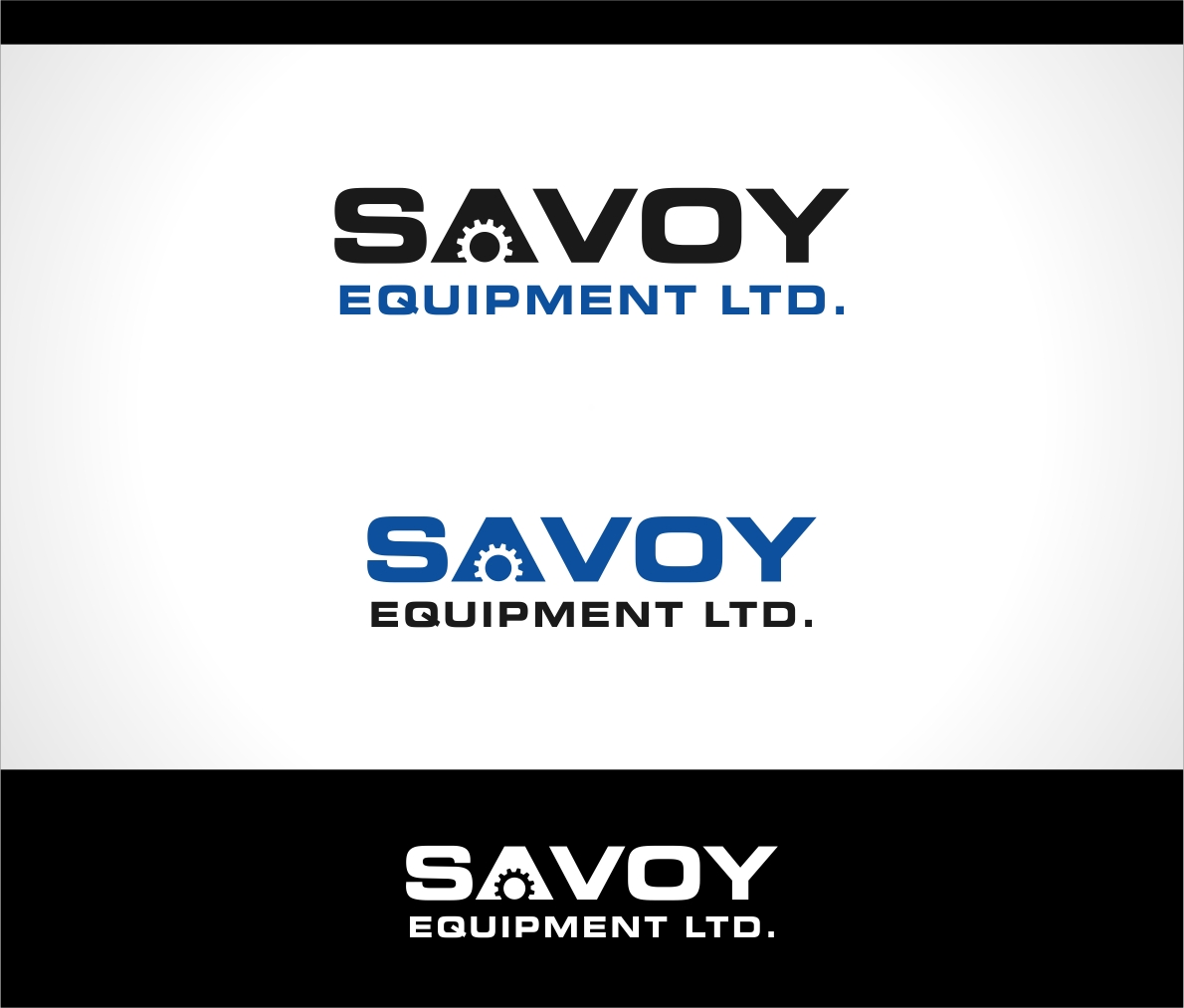Logo Design by haidu - Entry No. 77 in the Logo Design Contest Inspiring Logo Design for Savoy Equipment Ltd..