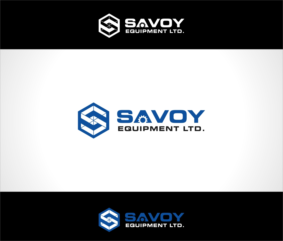 Logo Design by haidu - Entry No. 78 in the Logo Design Contest Inspiring Logo Design for Savoy Equipment Ltd..