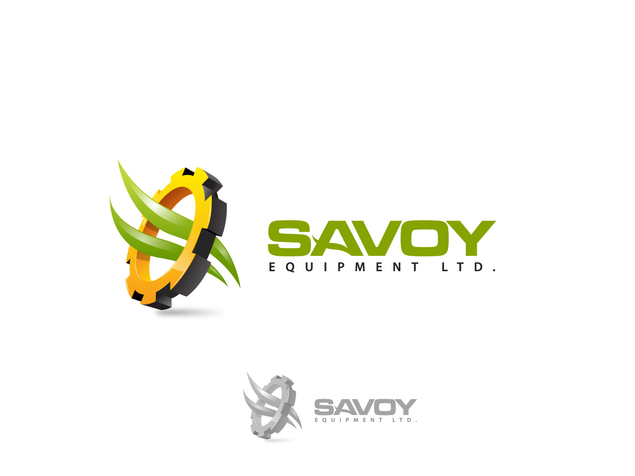 Logo Design by jpbituin - Entry No. 80 in the Logo Design Contest Inspiring Logo Design for Savoy Equipment Ltd..