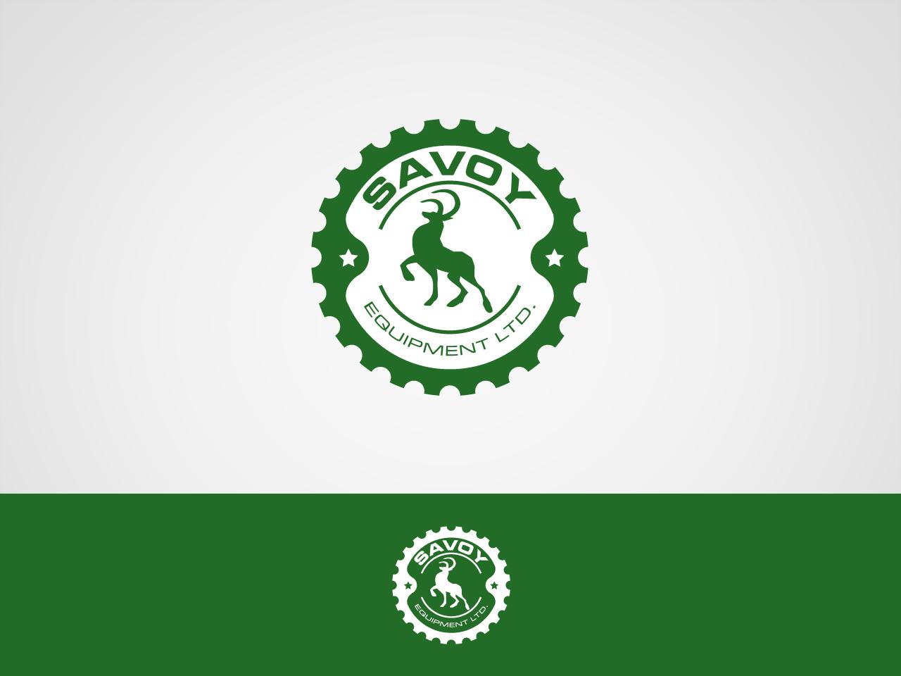 Logo Design by jpbituin - Entry No. 81 in the Logo Design Contest Inspiring Logo Design for Savoy Equipment Ltd..