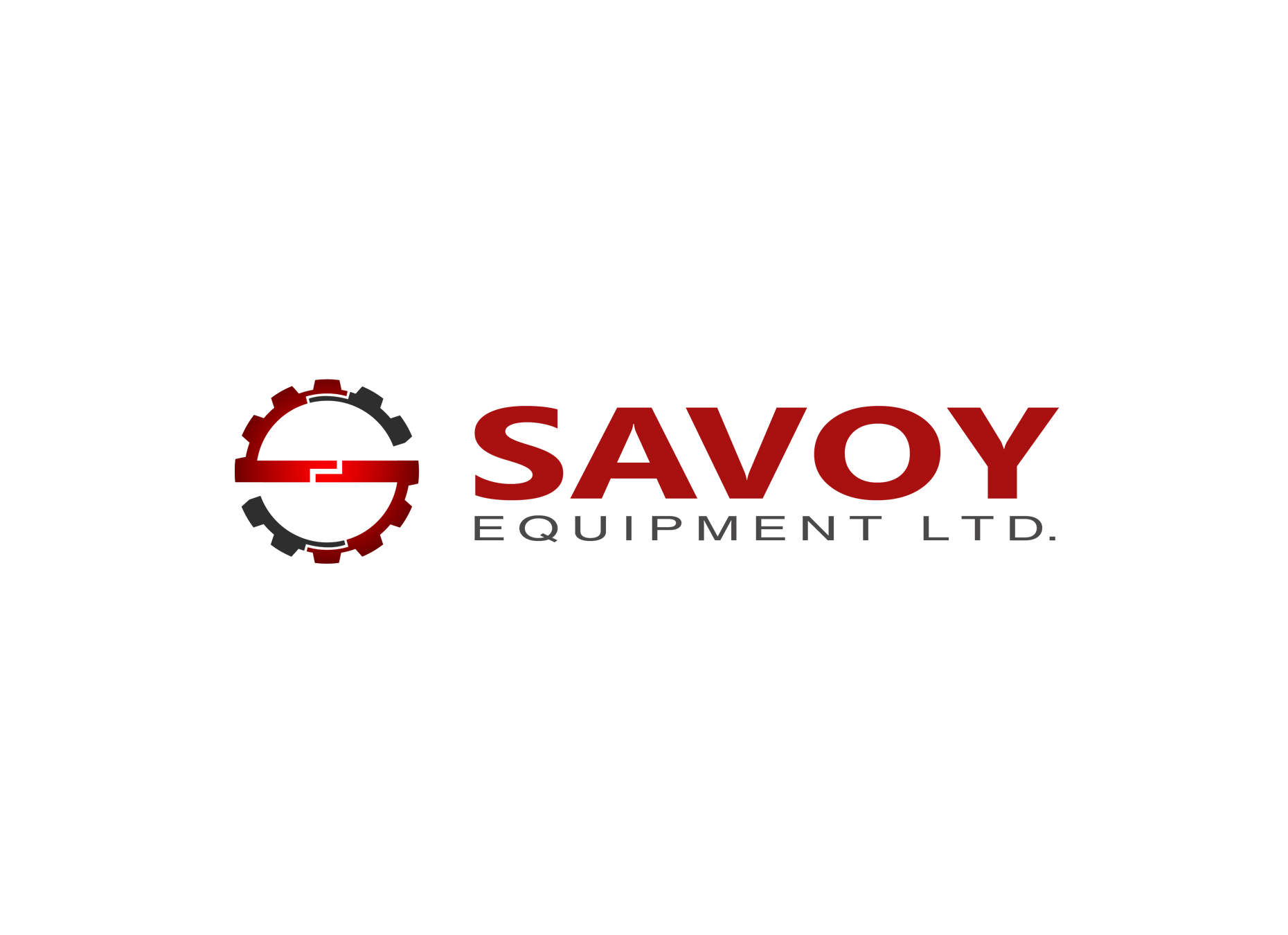 Logo Design by omARTist - Entry No. 82 in the Logo Design Contest Inspiring Logo Design for Savoy Equipment Ltd..