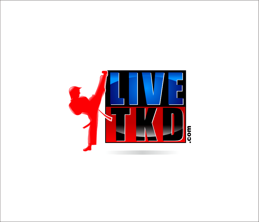 Logo Design by Armada Jamaluddin - Entry No. 198 in the Logo Design Contest New Logo Design for LiveTKD.com.