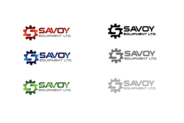 Logo Design by Private User - Entry No. 88 in the Logo Design Contest Inspiring Logo Design for Savoy Equipment Ltd..