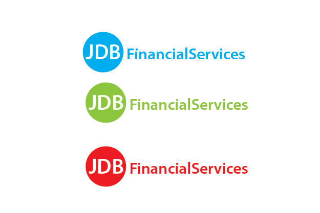Logo Design by Private User - Entry No. 4 in the Logo Design Contest Unique Logo Design Wanted for JDB Financial Services.