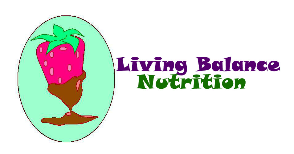 Logo Design by Mercedita Gerna-Castro - Entry No. 4 in the Logo Design Contest Unique Logo Design Wanted for Living Balance Nutrition.
