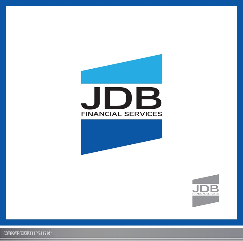 Logo Design by kowreck - Entry No. 5 in the Logo Design Contest Unique Logo Design Wanted for JDB Financial Services.