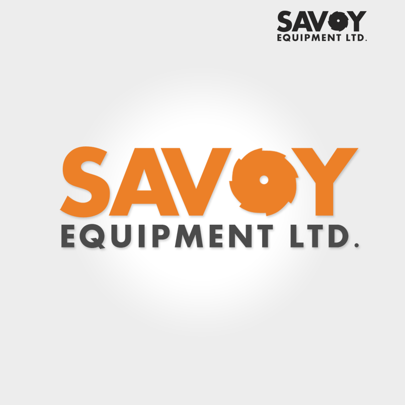 Logo Design by Private User - Entry No. 91 in the Logo Design Contest Inspiring Logo Design for Savoy Equipment Ltd..