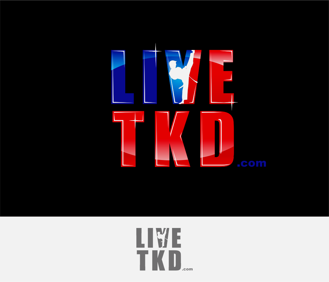 Logo Design by Armada Jamaluddin - Entry No. 205 in the Logo Design Contest New Logo Design for LiveTKD.com.