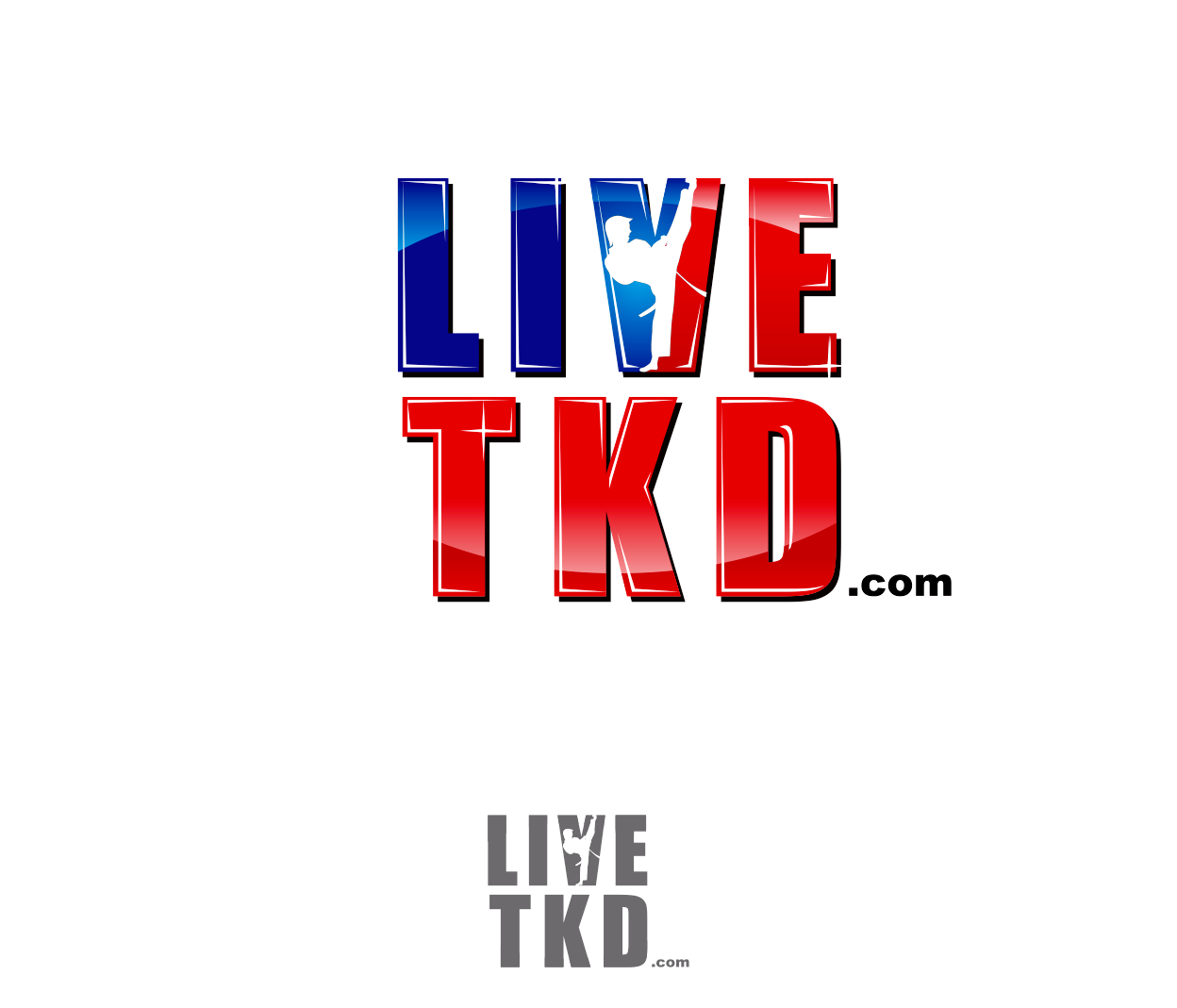 Logo Design by Armada Jamaluddin - Entry No. 206 in the Logo Design Contest New Logo Design for LiveTKD.com.