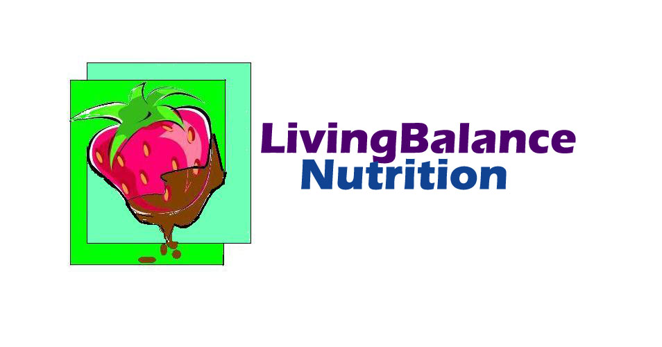 Logo Design by Mercedita Gerna-Castro - Entry No. 6 in the Logo Design Contest Unique Logo Design Wanted for Living Balance Nutrition.