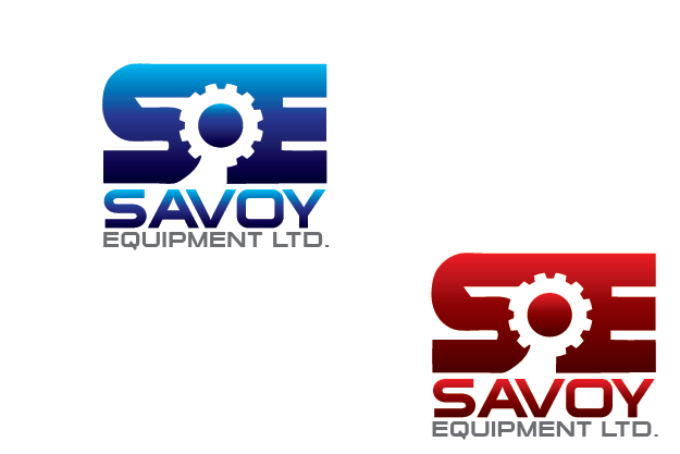 Logo Design by Private User - Entry No. 92 in the Logo Design Contest Inspiring Logo Design for Savoy Equipment Ltd..