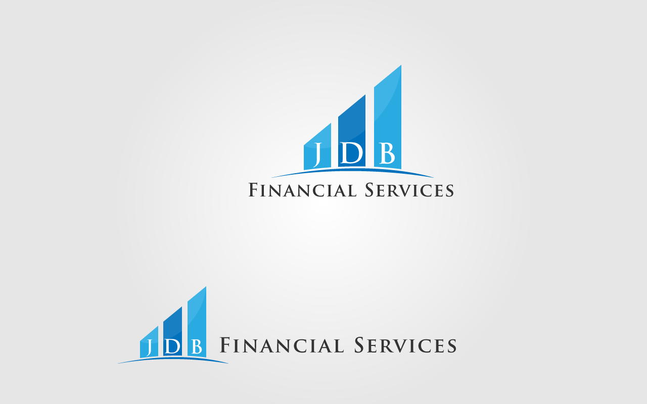Logo Design by Jagdeep Singh - Entry No. 8 in the Logo Design Contest Unique Logo Design Wanted for JDB Financial Services.