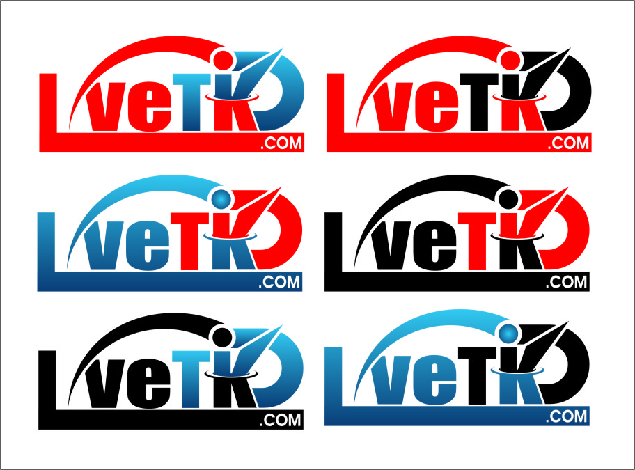 Logo Design by Ngepet_art - Entry No. 214 in the Logo Design Contest New Logo Design for LiveTKD.com.