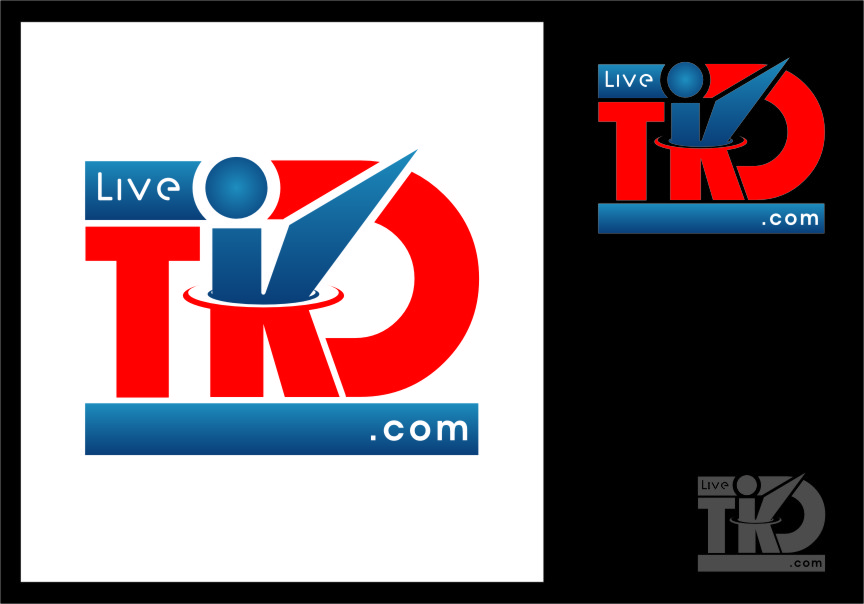 Logo Design by RasYa Muhammad Athaya - Entry No. 215 in the Logo Design Contest New Logo Design for LiveTKD.com.