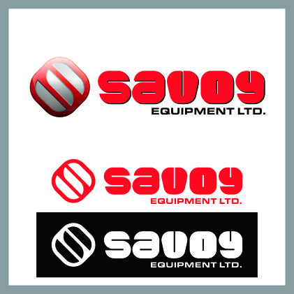 Logo Design by brown_hair - Entry No. 102 in the Logo Design Contest Inspiring Logo Design for Savoy Equipment Ltd..