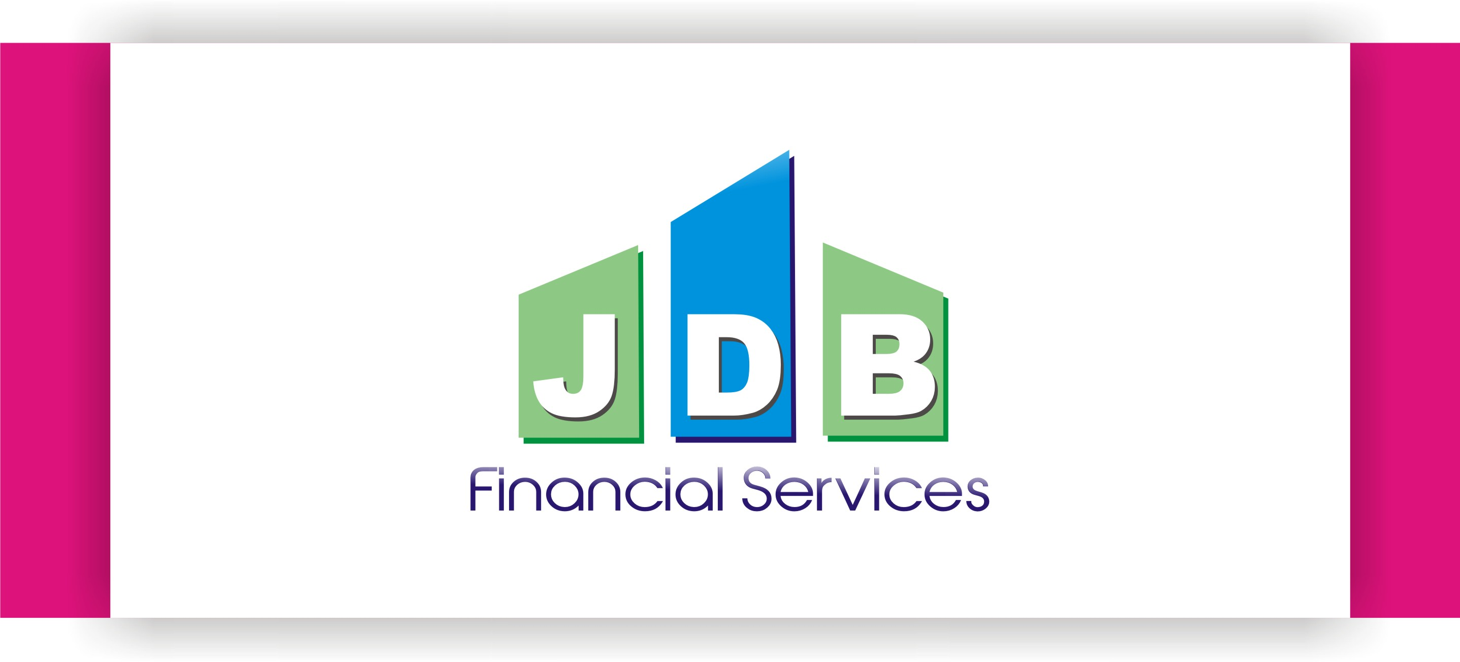 Logo Design by Shailender Kumar - Entry No. 13 in the Logo Design Contest Unique Logo Design Wanted for JDB Financial Services.