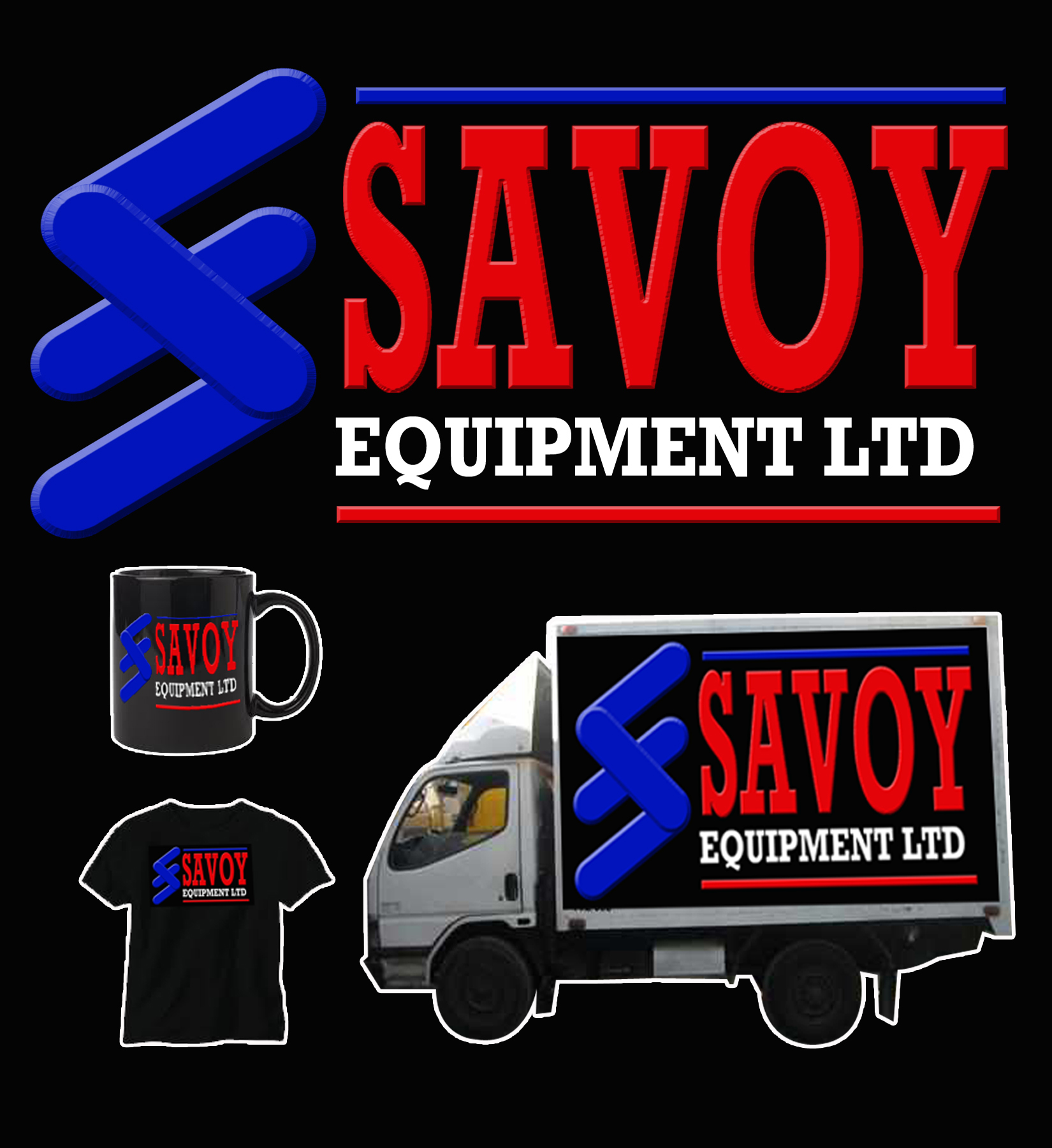 Logo Design by Kitz Malinao - Entry No. 104 in the Logo Design Contest Inspiring Logo Design for Savoy Equipment Ltd..