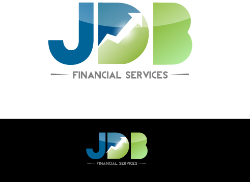 Logo Design by Resty Ramirez - Entry No. 18 in the Logo Design Contest Unique Logo Design Wanted for JDB Financial Services.
