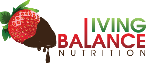 Logo Design by Private User - Entry No. 19 in the Logo Design Contest Unique Logo Design Wanted for Living Balance Nutrition.
