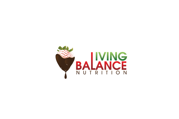 Logo Design by Private User - Entry No. 22 in the Logo Design Contest Unique Logo Design Wanted for Living Balance Nutrition.