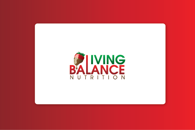 Logo Design by Private User - Entry No. 23 in the Logo Design Contest Unique Logo Design Wanted for Living Balance Nutrition.