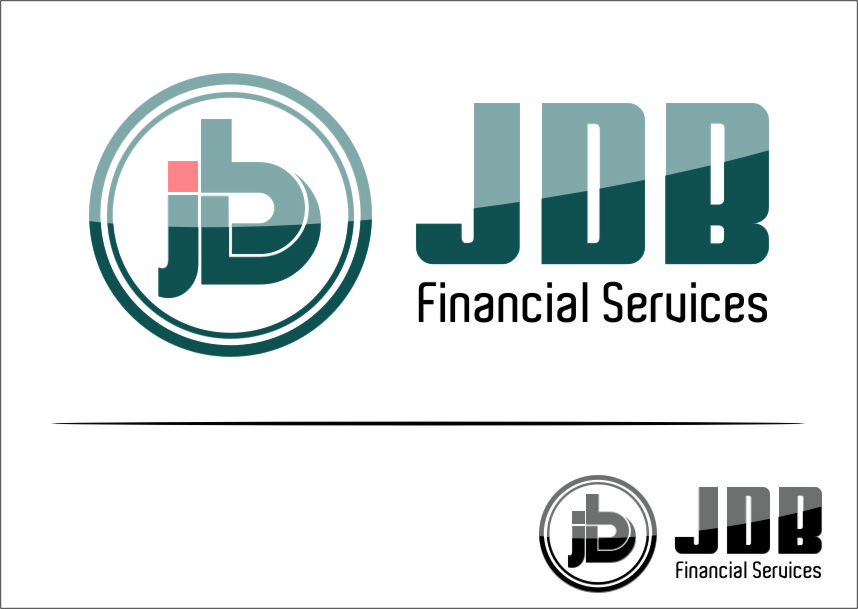 Logo Design by Ngepet_art - Entry No. 23 in the Logo Design Contest Unique Logo Design Wanted for JDB Financial Services.