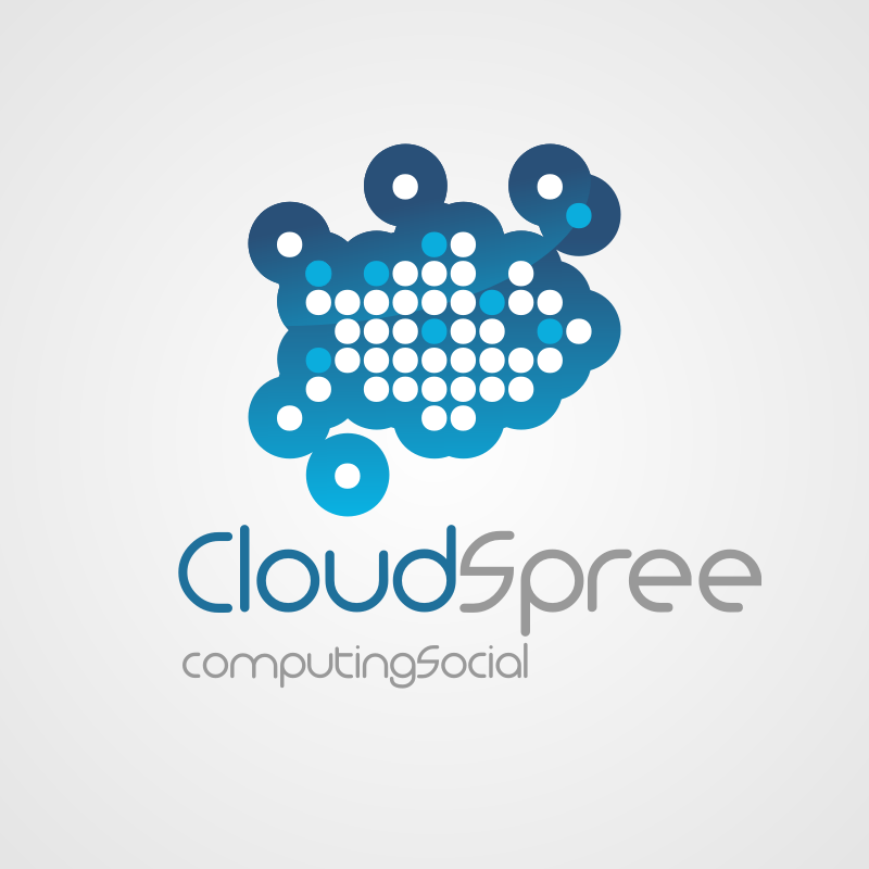 Logo Design by Rudy - Entry No. 172 in the Logo Design Contest CloudSpree.