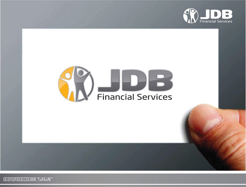 Logo Design by kowreck - Entry No. 26 in the Logo Design Contest Unique Logo Design Wanted for JDB Financial Services.
