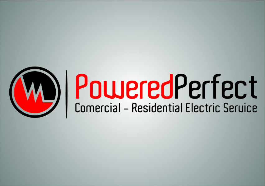 Logo Design by Ngepet_art - Entry No. 72 in the Logo Design Contest Captivating Logo Design for Powered Perfect.