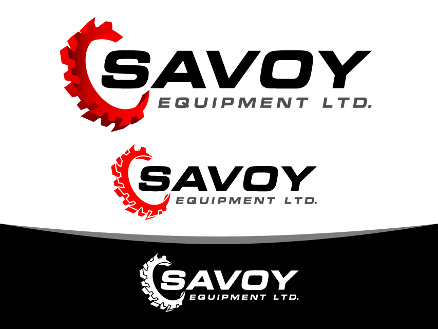 Logo Design by Richard Soriano - Entry No. 105 in the Logo Design Contest Inspiring Logo Design for Savoy Equipment Ltd..