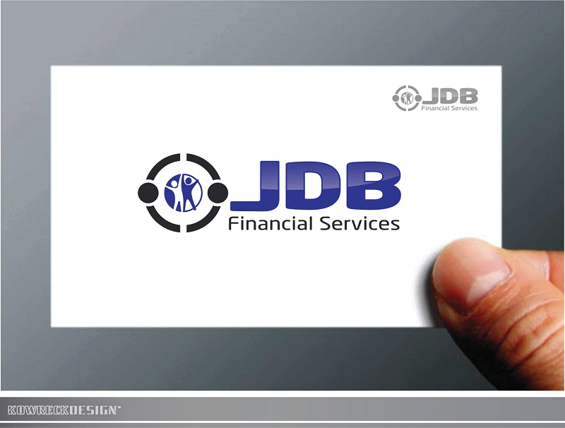Logo Design by kowreck - Entry No. 28 in the Logo Design Contest Unique Logo Design Wanted for JDB Financial Services.