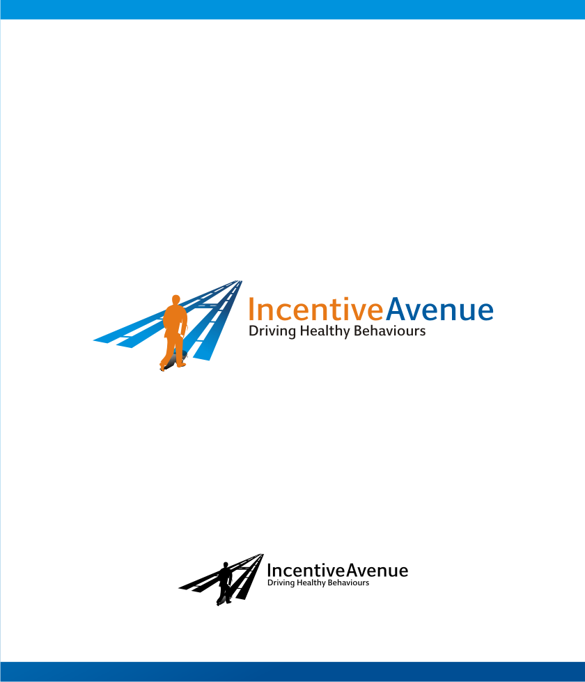 Logo Design by Muhammad Nasrul chasib - Entry No. 22 in the Logo Design Contest New Logo Design for Incentive Avenue.