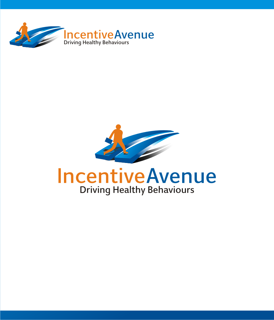 Logo Design by graphicleaf - Entry No. 23 in the Logo Design Contest New Logo Design for Incentive Avenue.