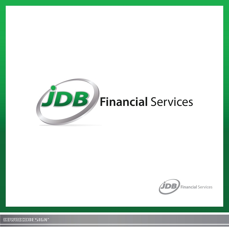 Logo Design by kowreck - Entry No. 29 in the Logo Design Contest Unique Logo Design Wanted for JDB Financial Services.