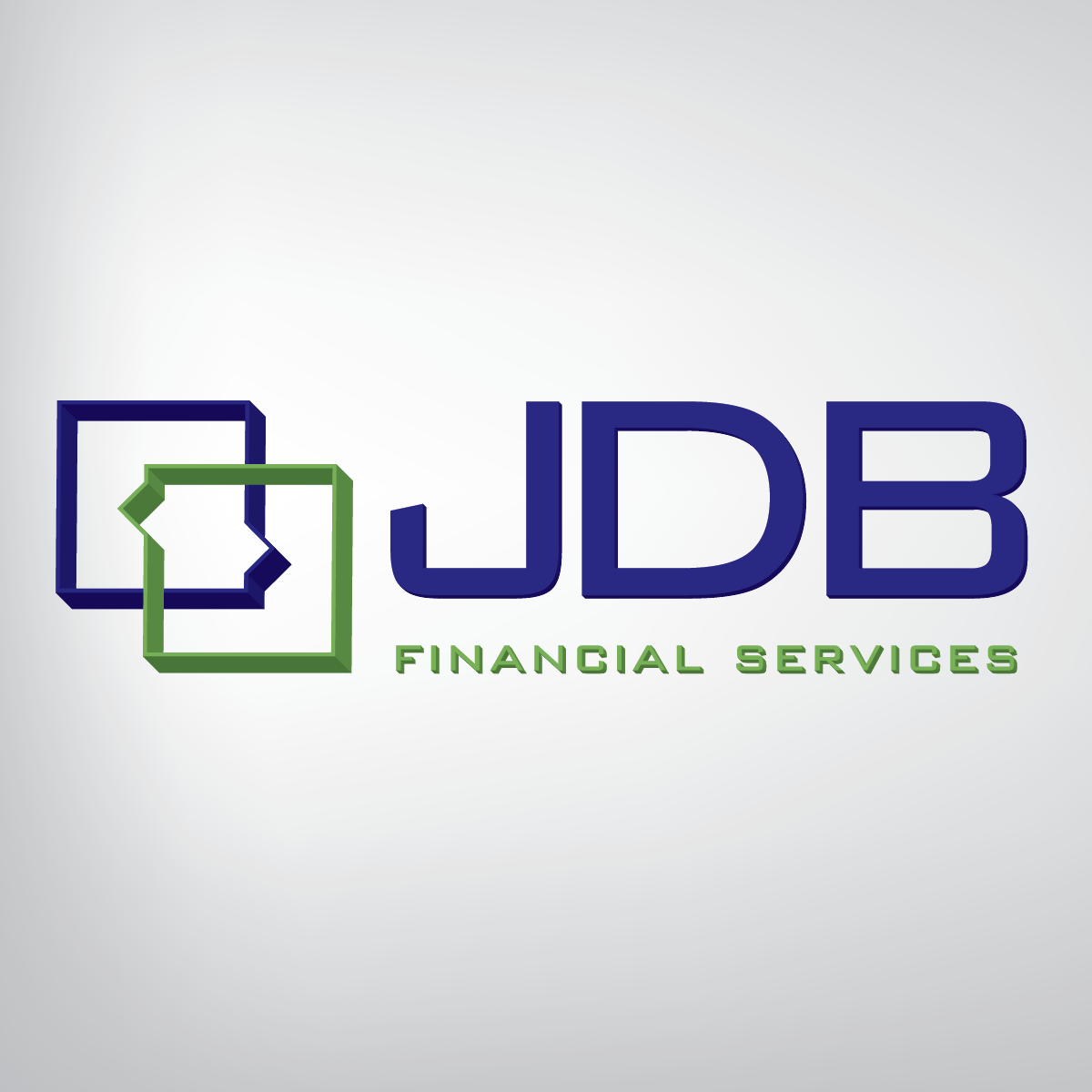 Logo Design by ISaac Law - Entry No. 36 in the Logo Design Contest Unique Logo Design Wanted for JDB Financial Services.