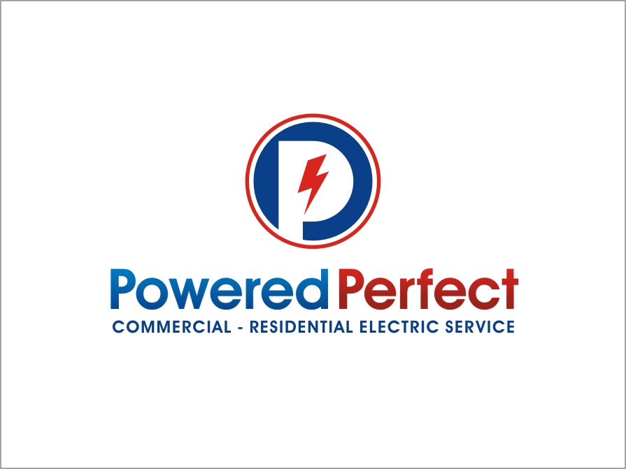 Logo Design by RED HORSE design studio - Entry No. 82 in the Logo Design Contest Captivating Logo Design for Powered Perfect.