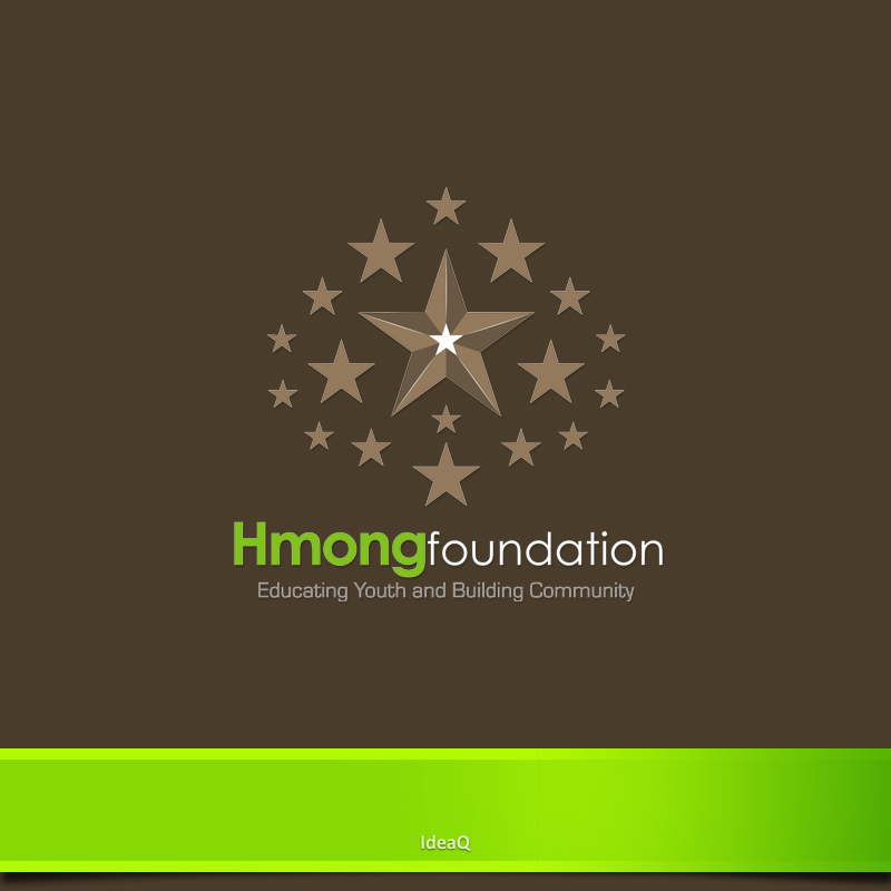 Logo Design by Private User - Entry No. 1 in the Logo Design Contest Fun Logo Design for Hmong Foundation.