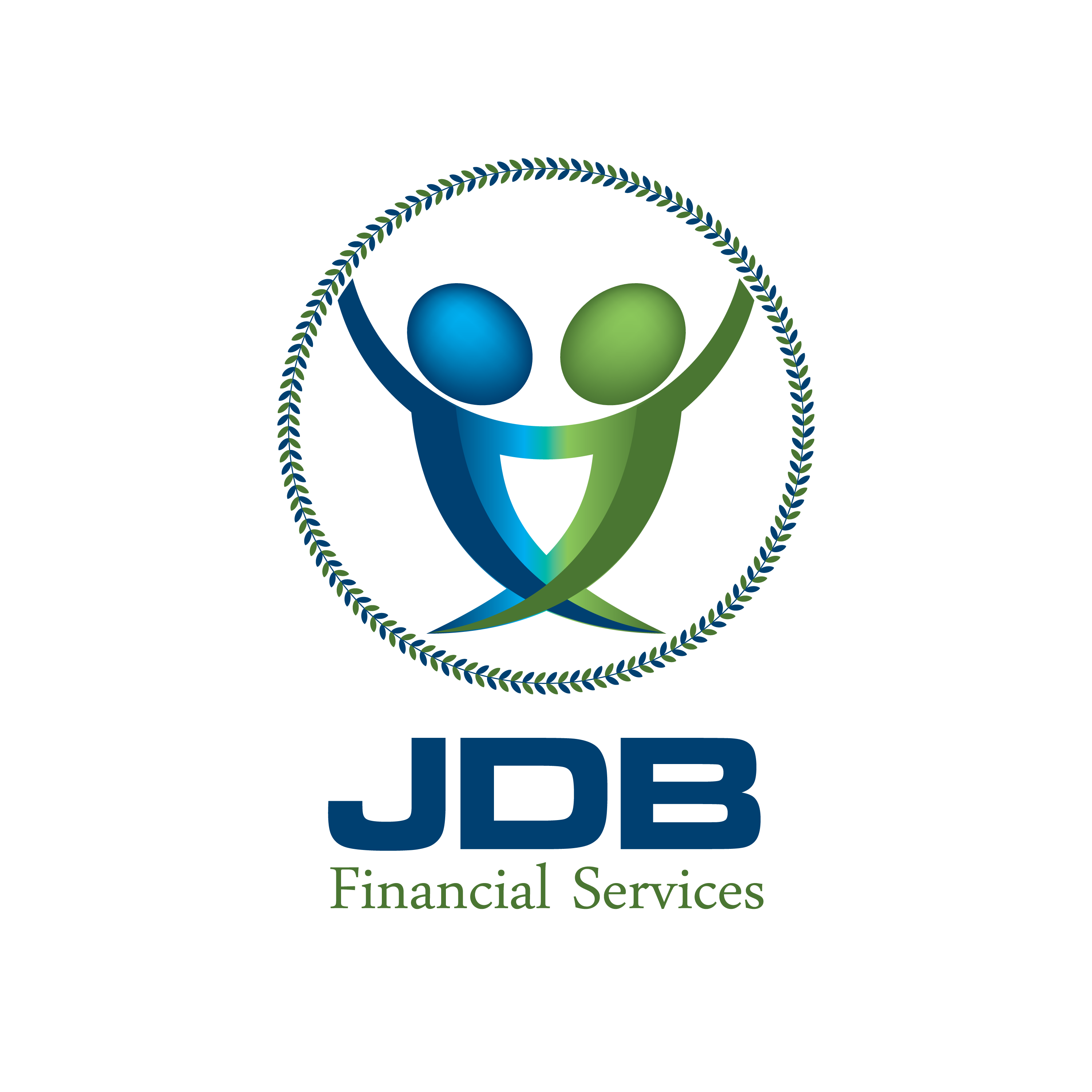 Logo Design by ISaac Law - Entry No. 39 in the Logo Design Contest Unique Logo Design Wanted for JDB Financial Services.
