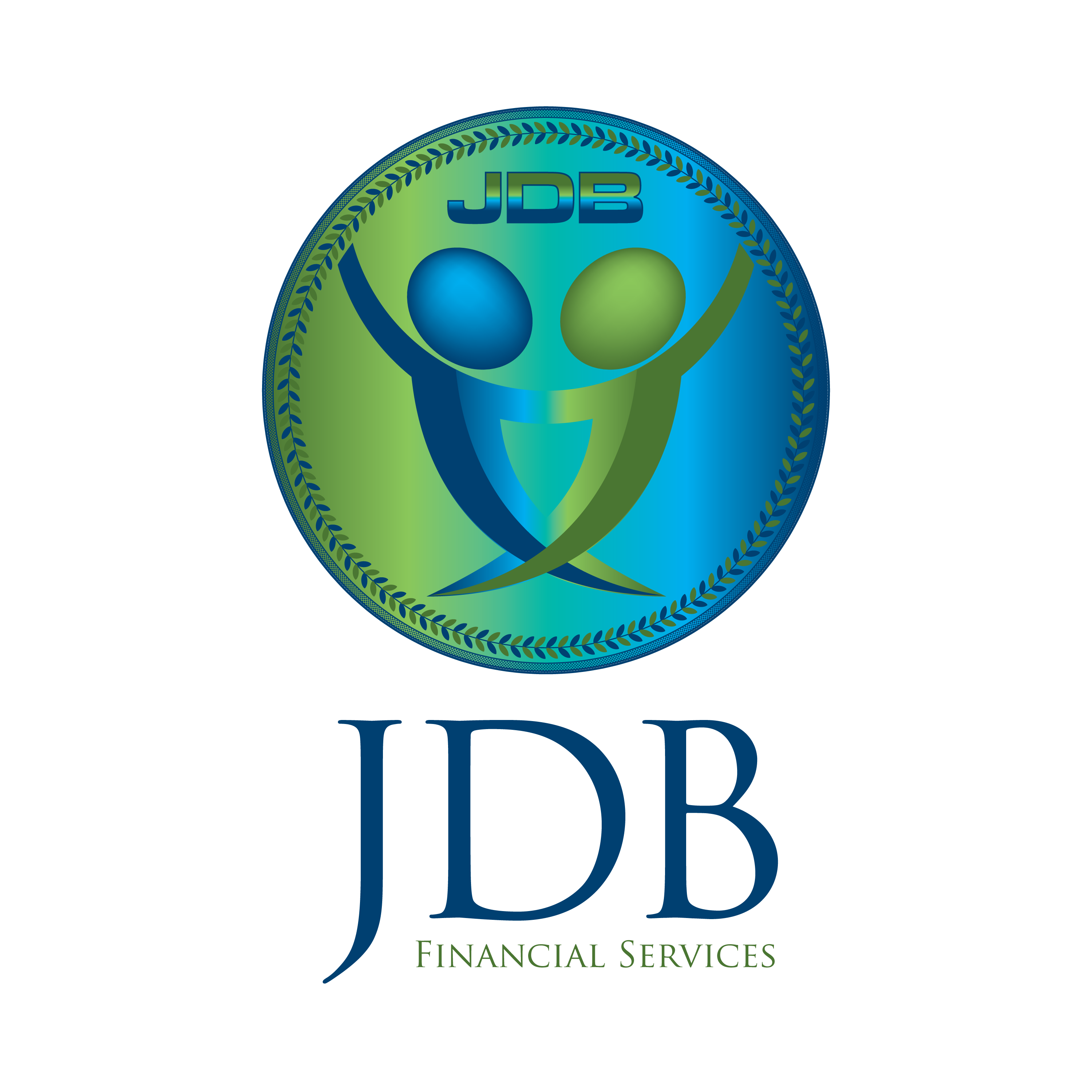 Logo Design by ISaac Law - Entry No. 40 in the Logo Design Contest Unique Logo Design Wanted for JDB Financial Services.