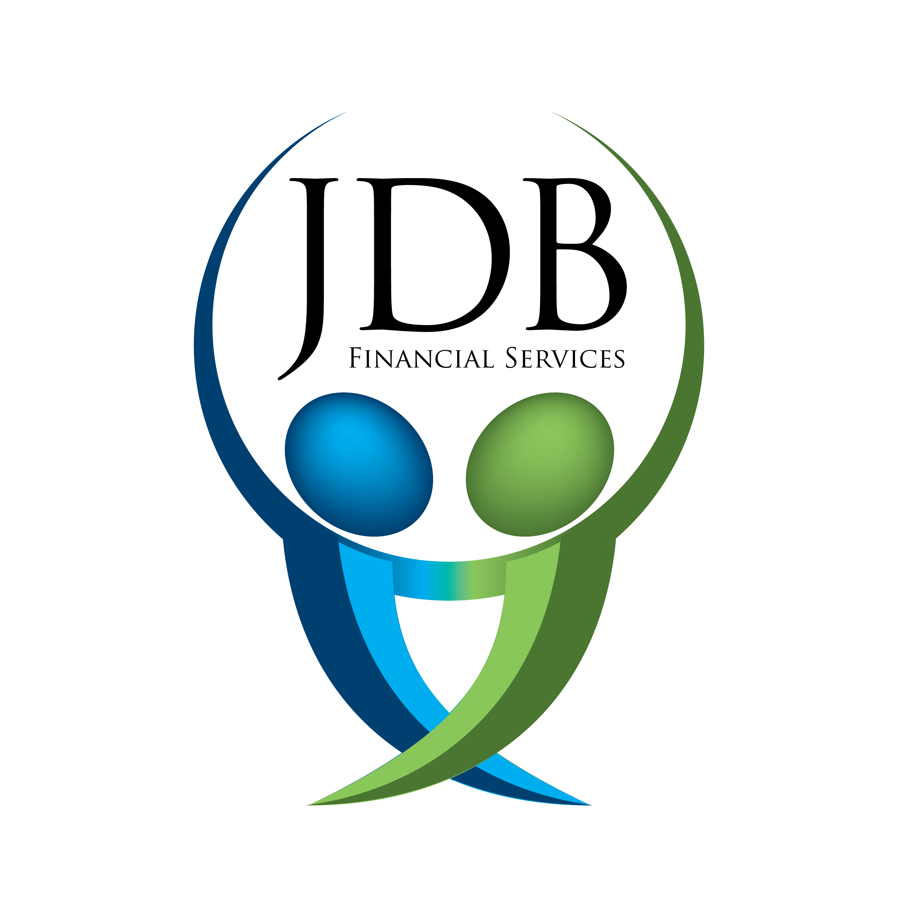 Logo Design by ISaac Law - Entry No. 41 in the Logo Design Contest Unique Logo Design Wanted for JDB Financial Services.