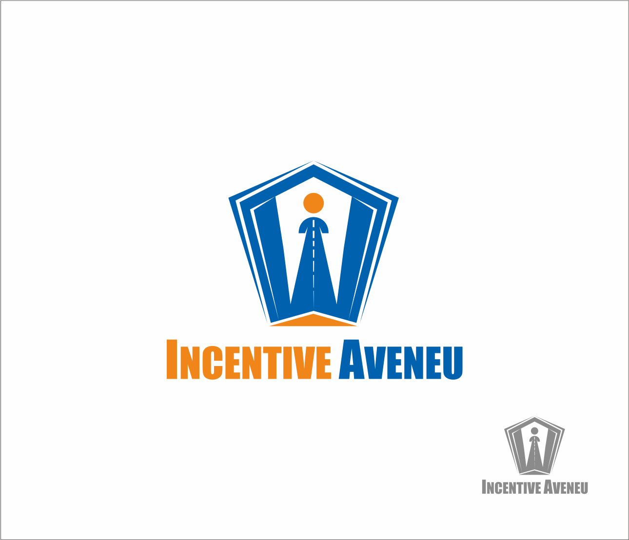 Logo Design by Armada Jamaluddin - Entry No. 32 in the Logo Design Contest New Logo Design for Incentive Avenue.